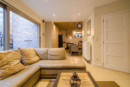 Private rustic apartment in the centre of Bruges - Bruges