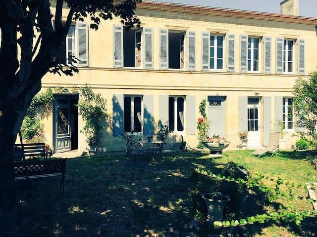 Chambres au coeur de Plassac (33) - Plassac - Haus