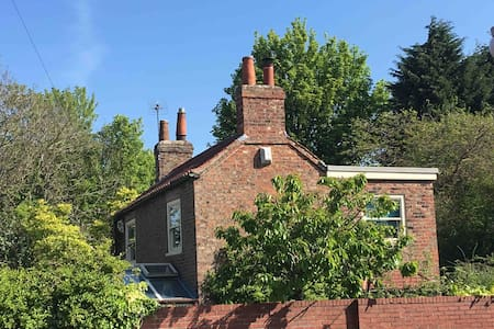Detached Cottage with garden, Fulford, York.