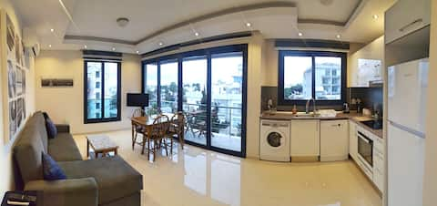 Perfect 2 Bed Apartment New in Kyrenia Centre
