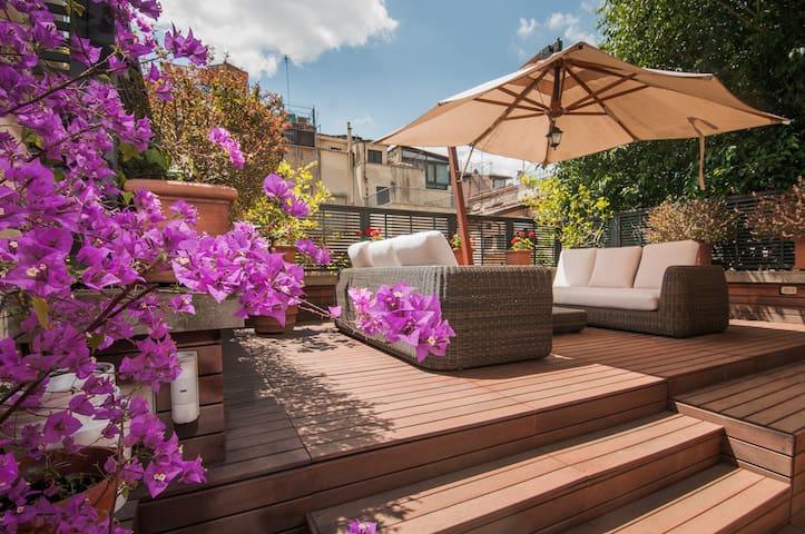 Spanish Steps Luxury Apart. 440m2 - Roma - Pis