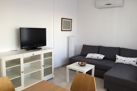 Apartment 50 meters from the beach
