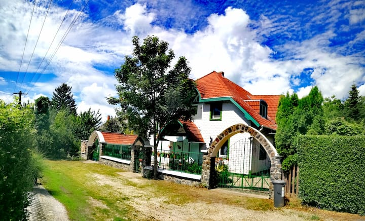 Dolce Villa Balaton - Vonyarcvashegy