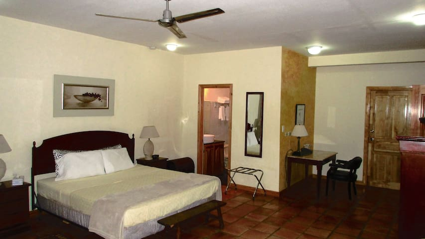 12-One BR Apartment Don Francisco