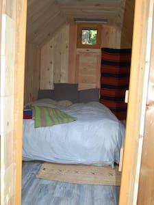 La cabane pour 2 personnes - La Vacquerie-et-Saint-Martin-de-Castries