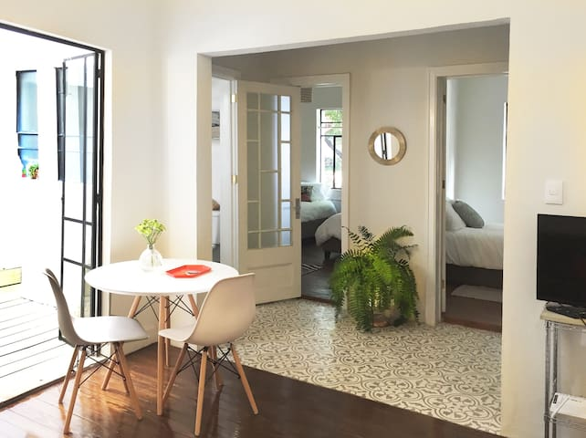 2 bedroom renovated apt in the heart of Condesa.