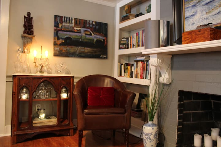 Luxury apartment: steps to Brown, RISD, WaterFire