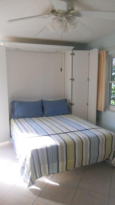 MURPHY BED BEDROOM #2