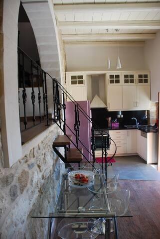 Chronos Luxury Maisonette in eastern Crete