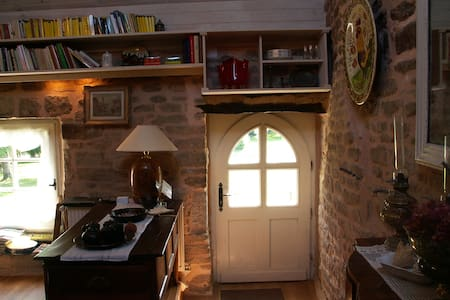 Ty Eliorn Chambre Bleue - Langonnet - Bed & Breakfast - 2
