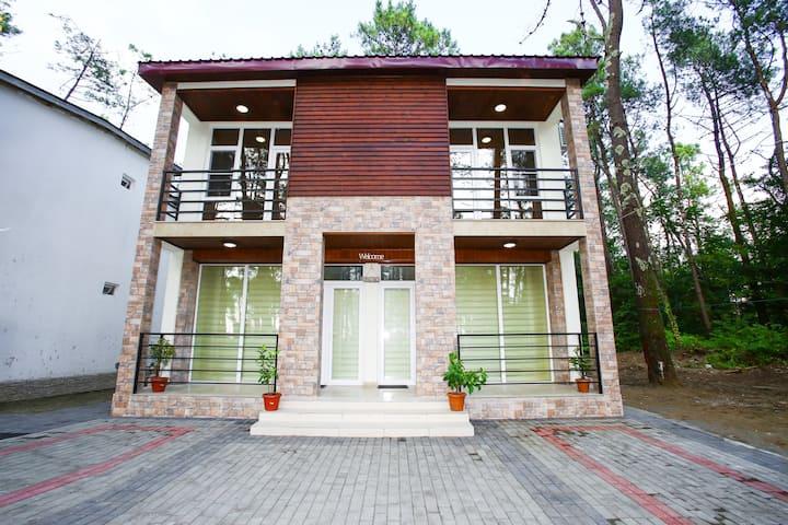 Sweet Home in Shekvetili