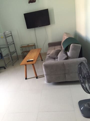 Nice place,resonable price,kute dog - Ho Chi Minh City - Apartment