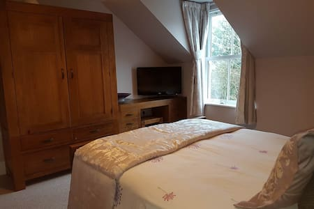 Forge Cottage, Hugden View Room - Laugharne - Bed & Breakfast