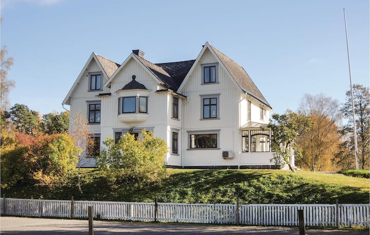 Beautiful home in Älvsered with WiFi and 6 Bedrooms