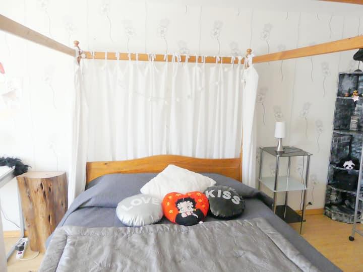 Studio Manon - spa en option
