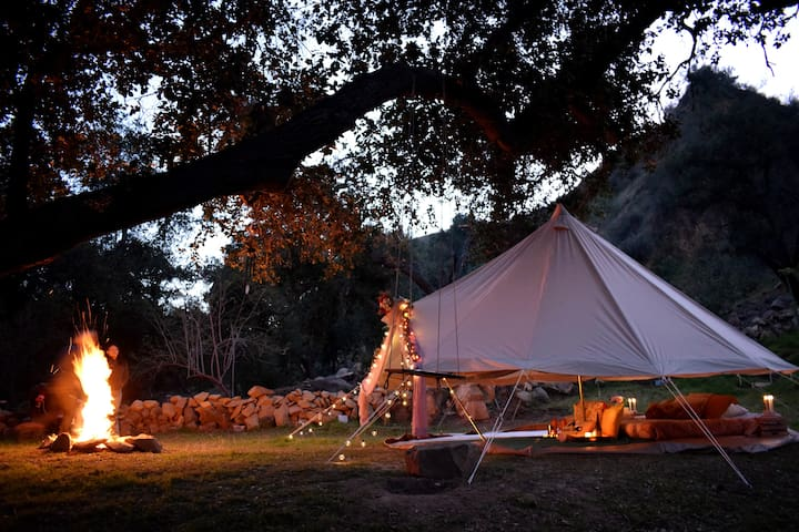 Mood Glamping | Boutique Nomadic Tents