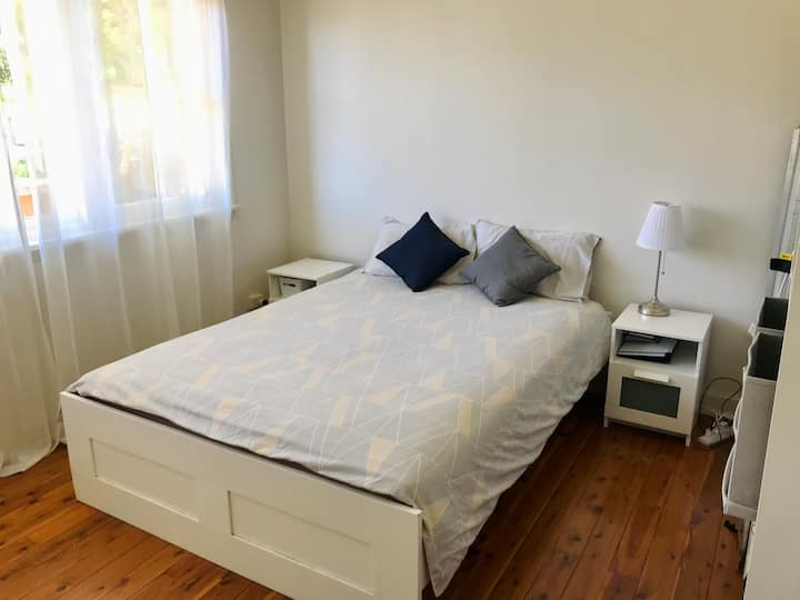 Double bedroom in a 2br apartment