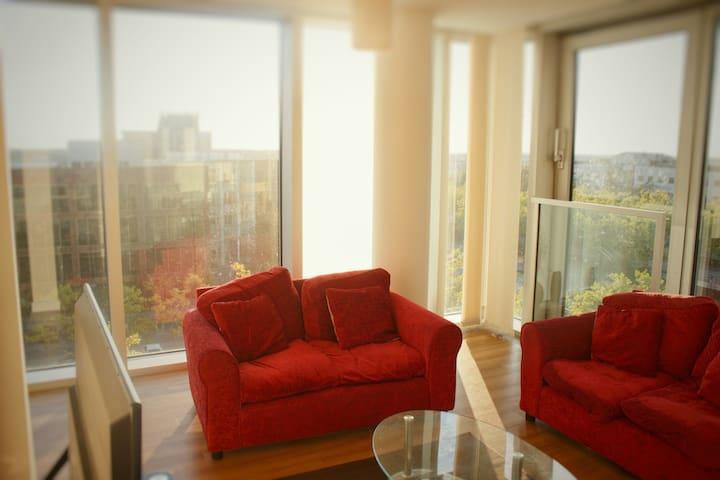 Double En-suite Room;the hub Central Milton Keynes