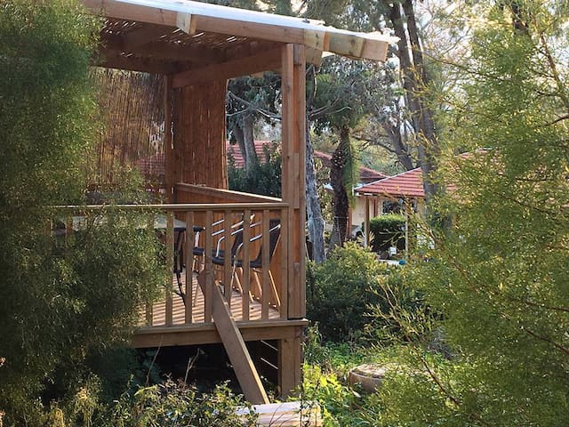 Exotic Kibutz Home