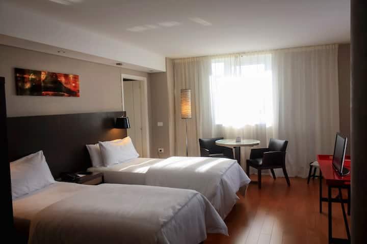 Axsur design hotel -Montevideo-Uruguay-
