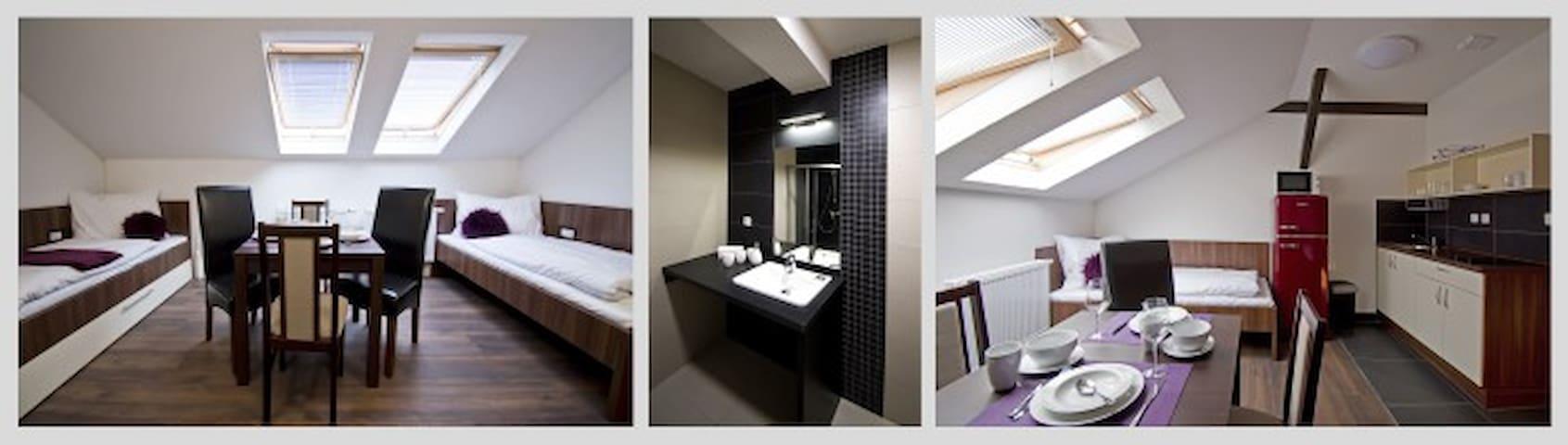 Nově zrekonstruovaný apartmán KAMILA