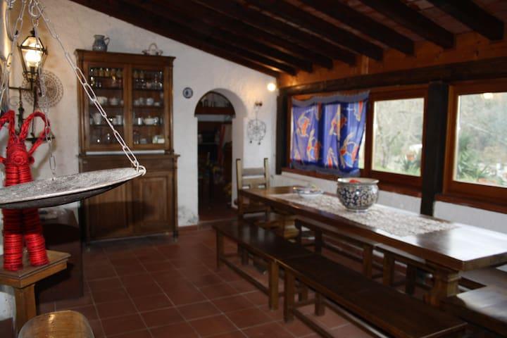 Casa Giraffa Rossa - Ponzalla - Talo
