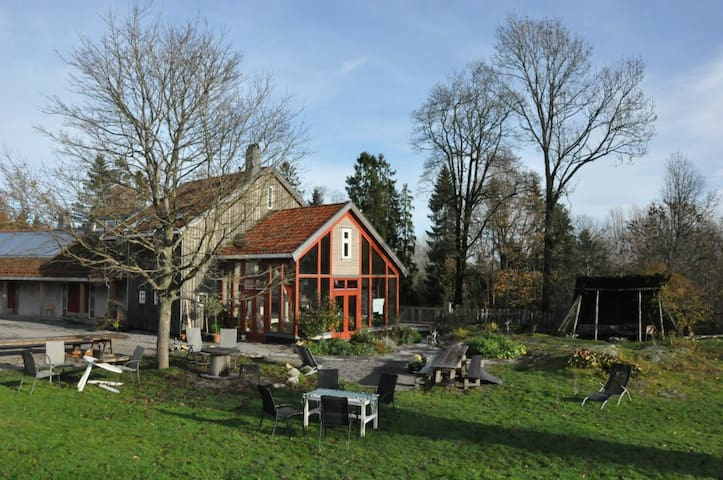 Holt Gård, Undrumsdal - Undrumsdal - Bed & Breakfast