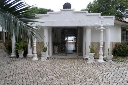 HERMOSA CABAÑA ROCA DE PIEDRA PARA SUS VACACIONES - Santa Marta - Cabin