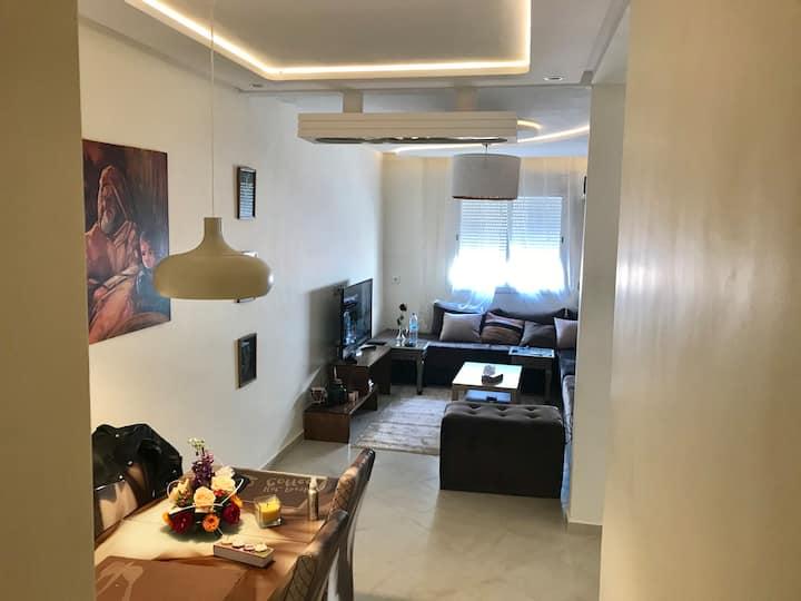 Appartement Calme & Cozy, idéalement situé
