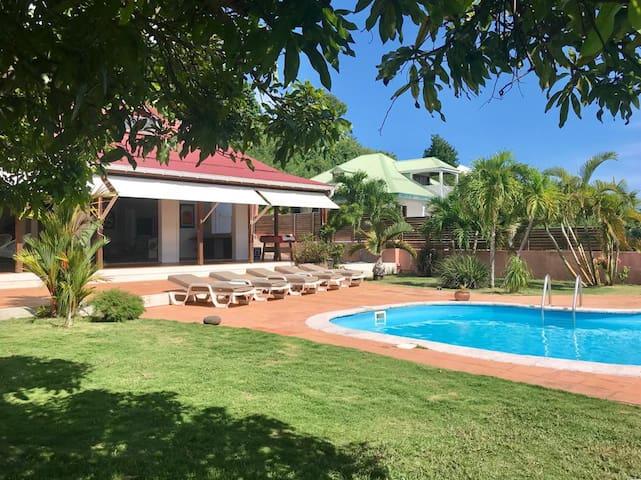 Villa TIVAL - Cosy, piscine, quartier recherché