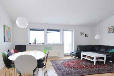 Relaxing apartment in Nuussuaq, Nuuk - Greenland - Apartment