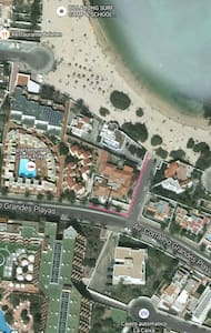 Casa Corralejo a 40 m playa - Casa