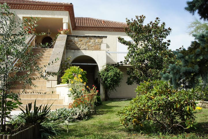 villa danielle - Lescure-d'Albigeois - Lägenhet