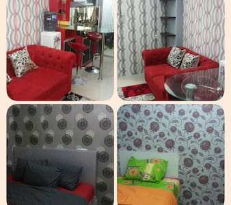 Apartemen Kalibata city 2 BR - Jakarta timur