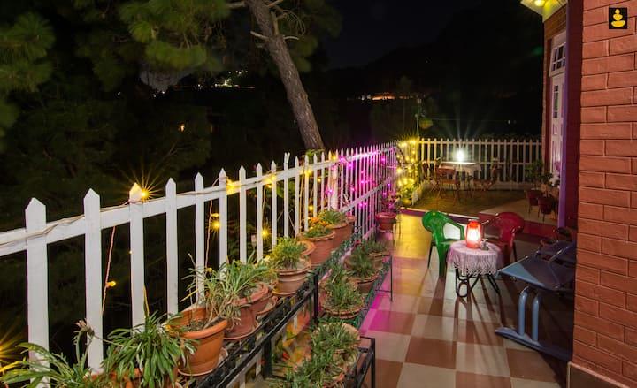 LivingStone 2BHK Villa | Kasauli Hills