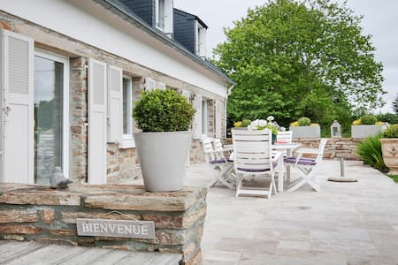 House with large garden, 2km ocean - La Forêt-Fouesnant - Haus
