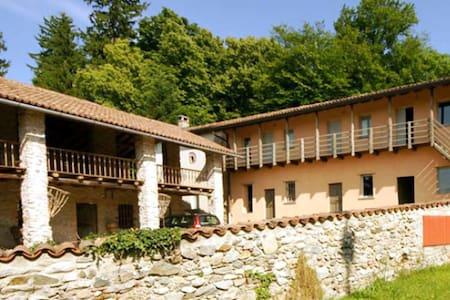 Grandma's Farm - THE FARMHOUSE by Nonna Teresa - Anzano del Parco - 家庭式旅館