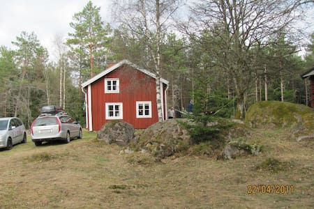 Cosy Swedish cottage, built in 1780 - Lenhovda