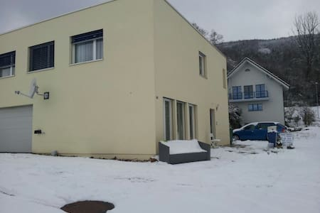 Bed+Breakfast Oberbuchsiten (1 Pers - Oberbuchsiten - Bed & Breakfast