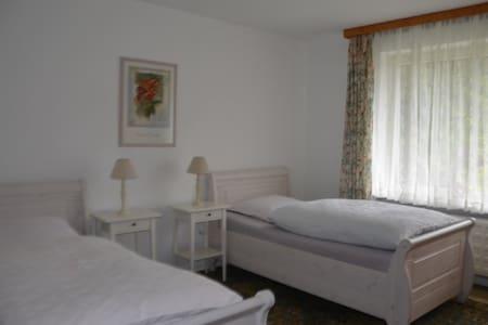 Gästehaus Schramm, Doppelzimmer EG - Klein Barkau