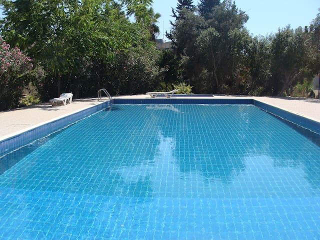Kings Beach Park Villa F1 - Paphos - บ้าน