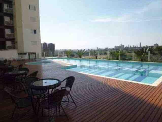 Apartamento completo Jardim Goias