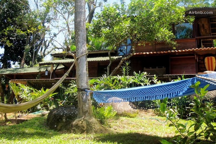 Rainforest House - Lower Suite - Ilha grande, Angra dos Reis - Huis