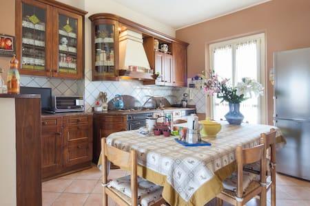 Cozy rooms in Saluzzo, Piedmont