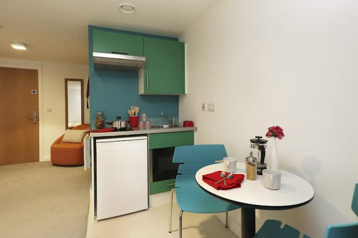 Student Only Property: Gorgeous STUDIO, AUSTIN HALL - LOS 12 months 10% off