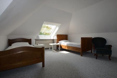 Gästehaus Schramm, Doppelzimmer OG - Klein Barkau - Rumah