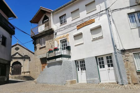 casa largo da praça