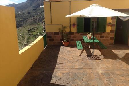 Casa rural en la montaña - Mogán