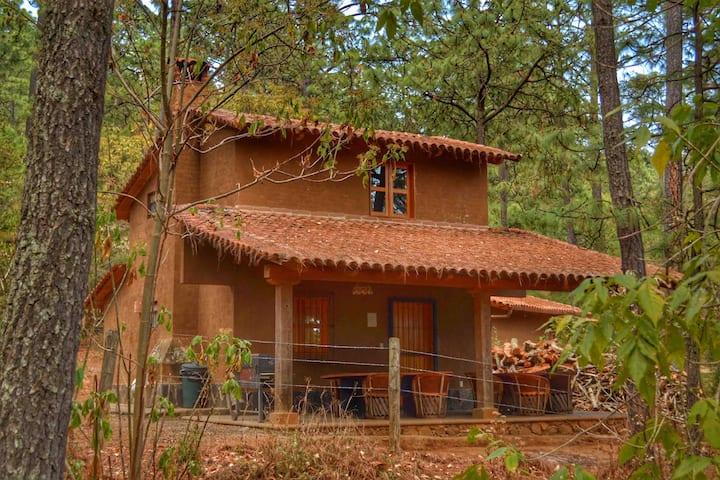 Cabaña Madroño..en medio del bosque