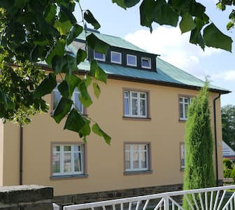 first class accommodation in the erzgebirge - Sehmatal
